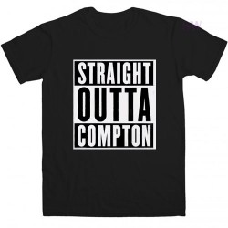 Straight Outta Compton T Shirt