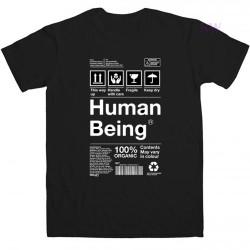 Human Being T Shirt