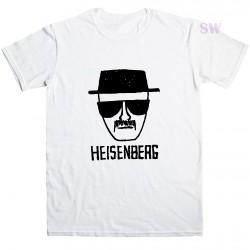 Heisenberg Breaking Bad T Shirt