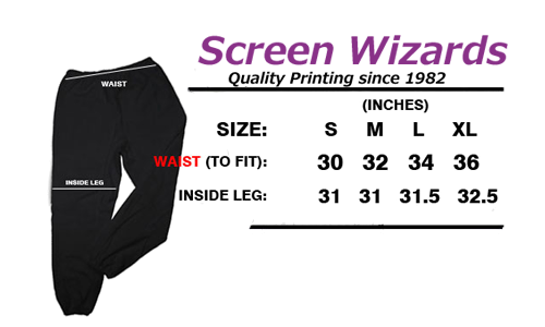 sweatpants-size-chart
