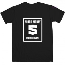 Blood Money Entertainment T Shirt