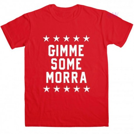 Limitless Gimme Some Morra T Shirt
