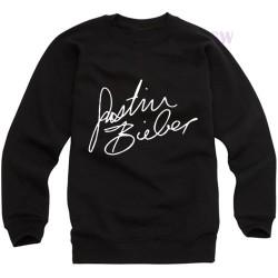 Justin Bieber Signature Sweatshirt