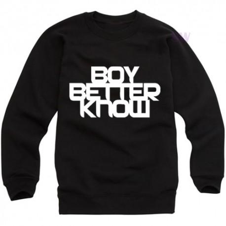 Boy Better Know Sweatshirt