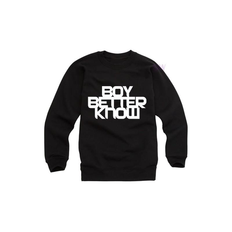 Boy Better Know Sweatshirt | JME | SKEPTA