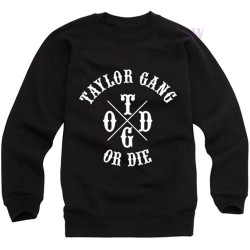 Taylor Gang Or Die Sweatshirt