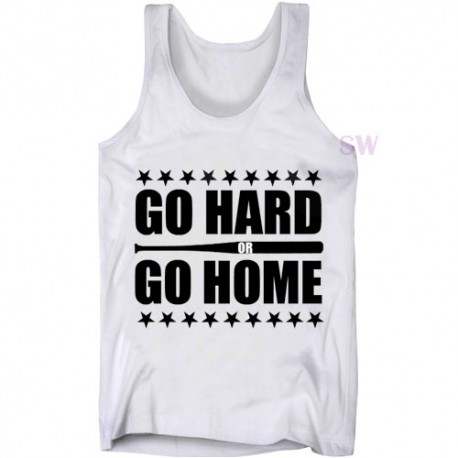 Go Hard or Go Home Vest