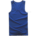 Mens Plain Sports Vest Tank Top