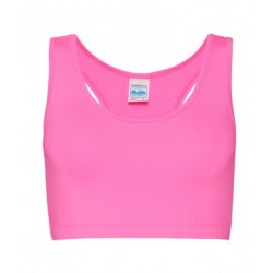 Ladies Sports Crop Top