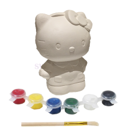 Paint Your Own Hello Kitty Money Box
