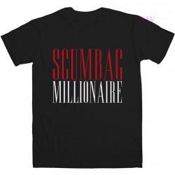 Scumbag Millionaire T Shirt