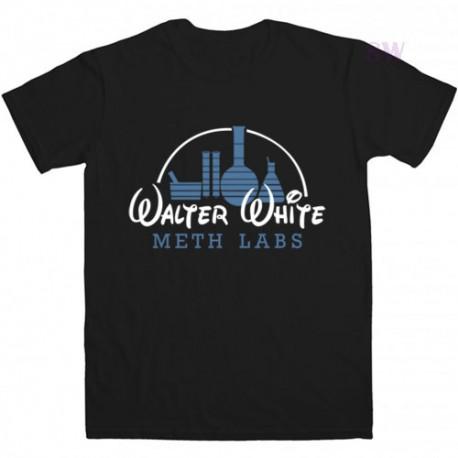 Walter White Meth Labs T Shirt