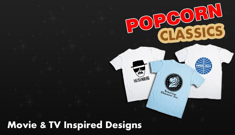 Movie T-Shirts